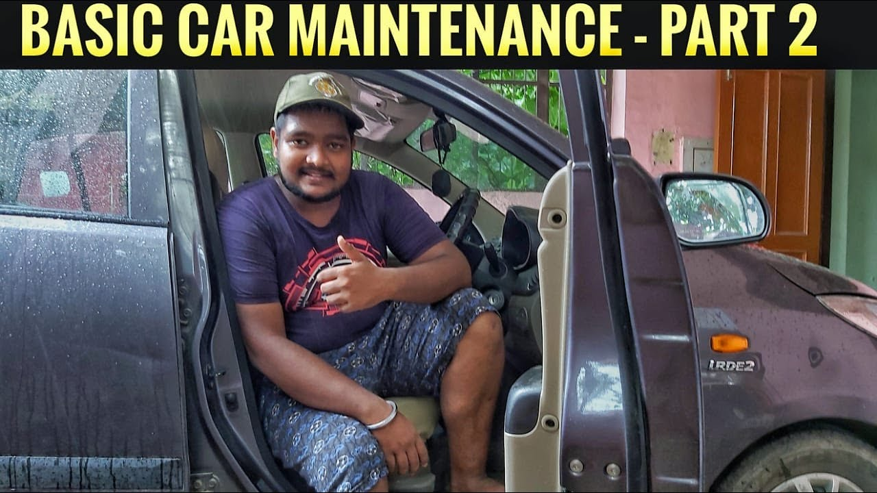 Car Maintenance Tips | Basic Routine Checkup | In Hindi | PART 2