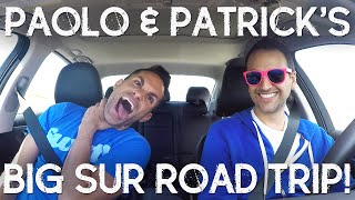 Paolo & Patrick on a road trip! #GodHelpUs