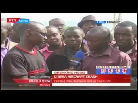 NASA met with hostile reception in Baringo