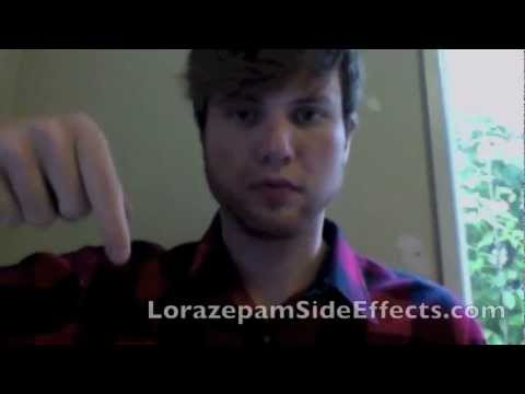 Lorazepam Side Effects