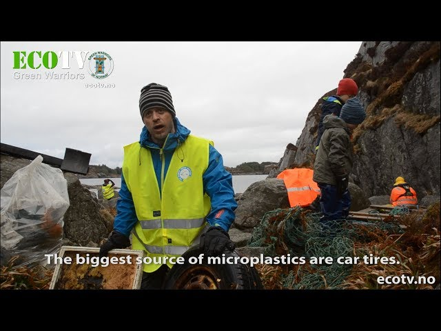 EcoTV 2018 01 Plastic Whale Heritage  beach cleaning Part 1