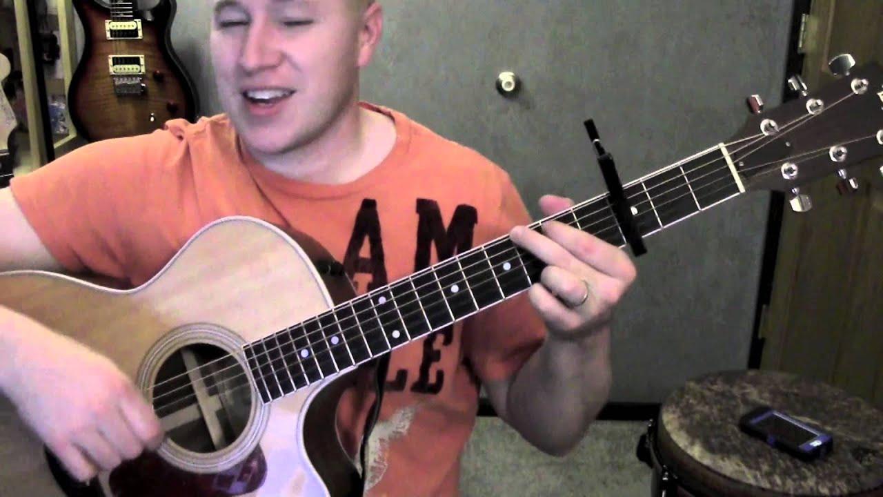 Brave Guitar Lesson Tutorial Standard Chord Version Sara