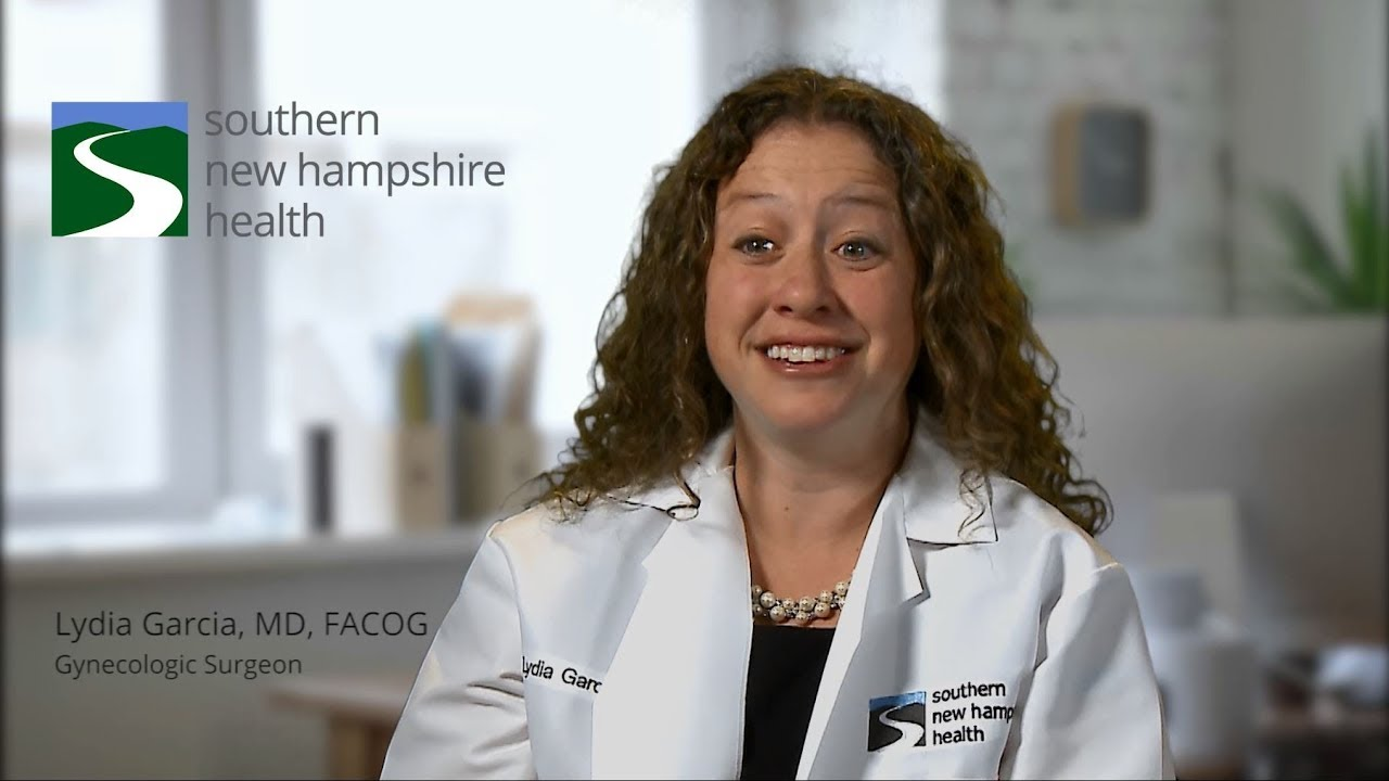 Lydia Garcia - Southern New Hampshire Health