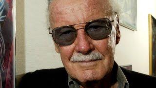 Stan Lee Movie In Works