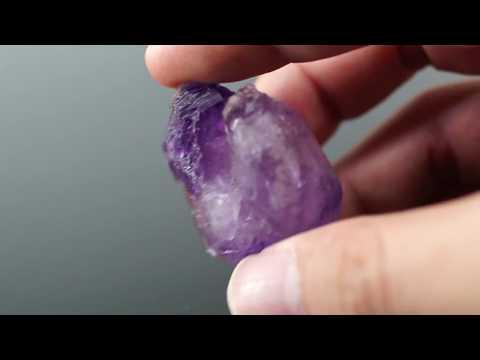 雙生雙尖紫骨幹[ DCT Collection 小資珠寶 ]