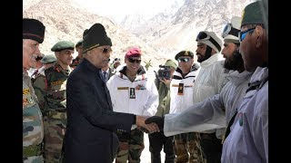 President Kovind becomes first President of India to visit Siachen in 14 years