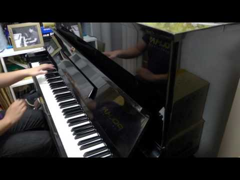 다비치&티아라 - 우리 사랑했잖아 Piano Cover (Davichi & T-ARA - We Were In Love)