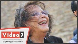بالفيديو.. أيقونة إيطاليا كلوديا كاردينالى من أمام الأهرامات لليوم السابع: I Love Egypt