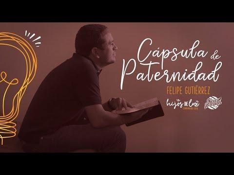 Felipe Gutiérrez - Paternidad - Camp Hijos De Luz