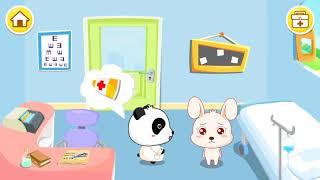 Permainan Rumah Sakit Panda Kecil - Seru Bisa Obati Orang Sakit | Babybus | GamePaly Android Offline