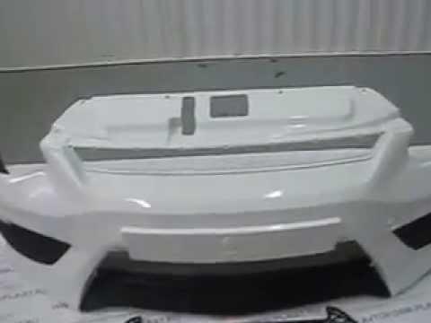 Передний бампер Приора Ринг-2.