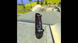 [True Skate] Triple impossible dance moves 2