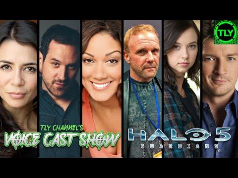 Halo 5: Guardians  Voice Actors