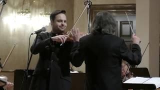 Mozart Violin Concerto No.3 K.216 | Dalibor Karvay