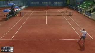 Mrdeza Tereza v Tomova Viktoriya - 2016 ITF Sofia