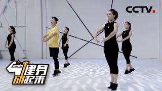《健身动起来》饶子龙带来广场舞《春天的芭蕾》教学 20190430 | CCTV体育