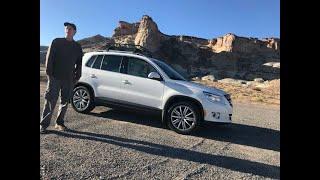 Road Trip Florida t๐ Utah, VW Tiguan, van life, rv living