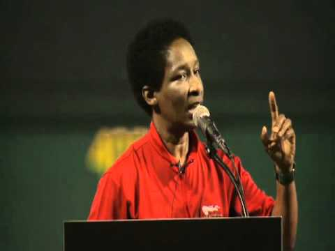 Loretta Claiborne Speaks at Special Olympics Florida Summer Games