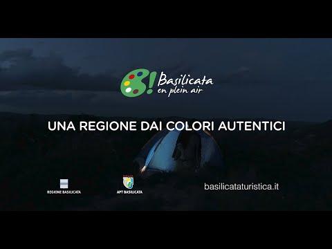 Basilicata En Plein Air   Spot n. 1Basilicata En P...