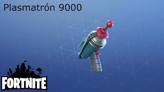 Deadly Hoops / Plasmatron 9000 Fortnite: Saving the world #429