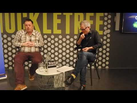 Alex Bainbridge interview with Kevin O'Shaughnessy, Travel Massive (2 of 2) Unravel Travel TV
