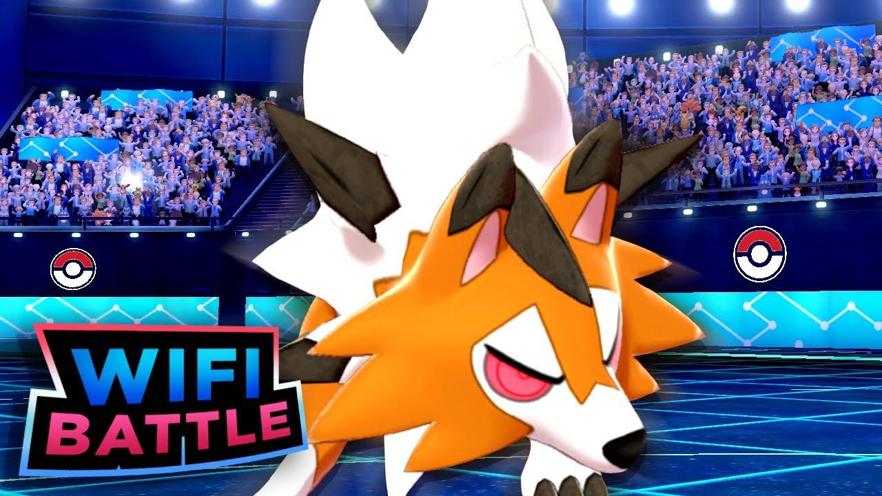 Wolwerock ist viel zu gut! - Pokémon Schwert & Schild - WiFi Battle - [35]