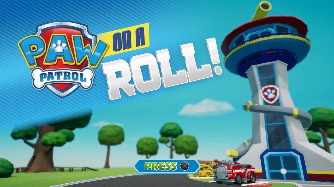 eaf93802e79 Let's Play PAW Patrol: On a Roll! [PS4] - YouTube