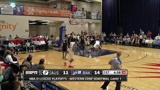 Casey Prather Best Dunks of the 2014-15 NBA D-League Season