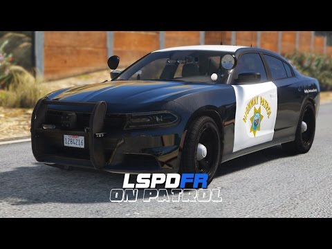 LSPDFR - Day 455 - Speed Radar (Highway Patrol Week)