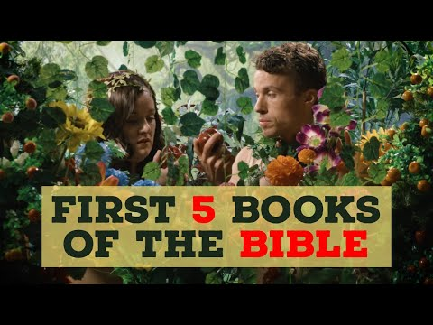 First 5 Books of the Bible | Catholic Central