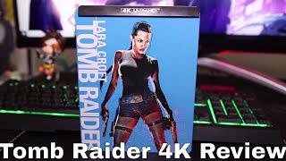 Lara Croft: Tomb Raider 4K Blu-Ray Review