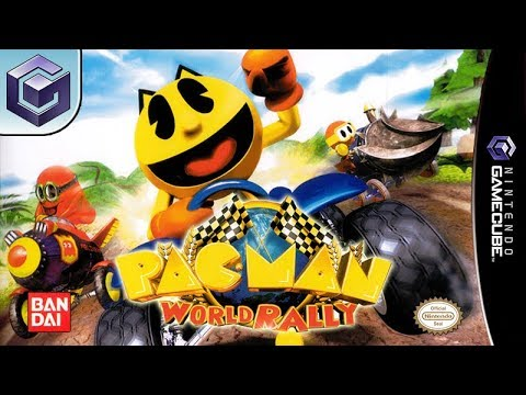Longplay Of Pac-Man World Rally