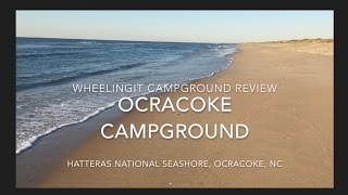 Ocracoke Campground Review