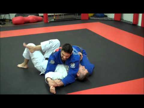 A Detailed Look At The Americana Arm Lock From Side Control With James Foster