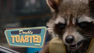 GUARDIANS OF THE GALAXY - Double Toasted Video Review