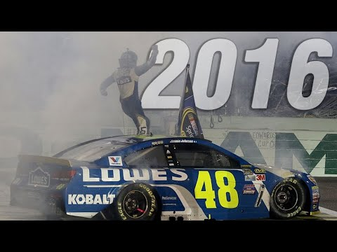 2016 NASCAR Music Video Unstoppable. SE7EN