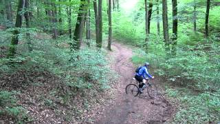 How to Ride a Bike in Luxembourg 5: Bambesch