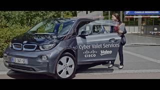 CISCO VALEO : Cyber Valet Services project - Démo