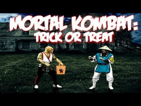 Mortal Kombat - EP #02: Trick Or Treat