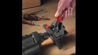 Drill Bit Sharpener - Multi-Sharp Tools