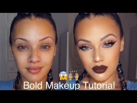 bold-makeup-tutorial-|-viva_glam_kay
