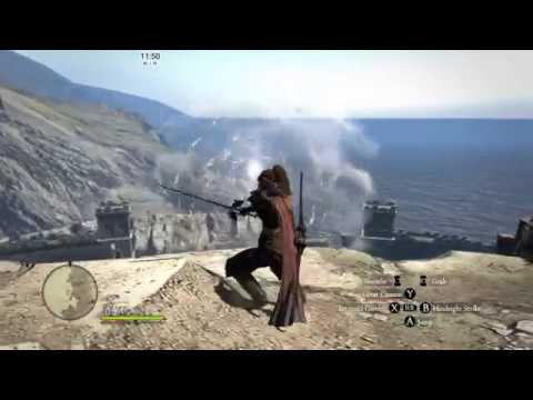 Great Cannon Unlocked Vocations Demonstration