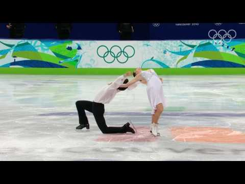 Canada's Virtue & Moir Win Figure Skating Ice Dance Gold -Vancouver 2010 Winter Olympics