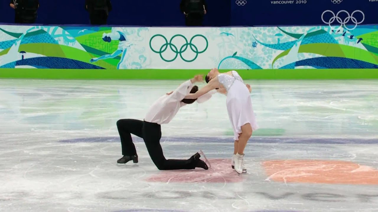 Gold Medal Ice-Dance Team Moir and Virtue Have the Fan-Fiction World Horned Up ...