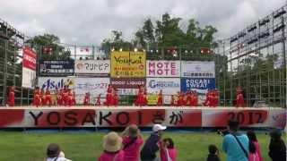 2012年8月4日 佐賀県佐賀市 「YOSAKOIさが in 栄の国まつり」