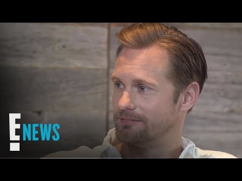 "Alexander Skarsgard Talks Strict Diet for ""Tarzan"" Body 