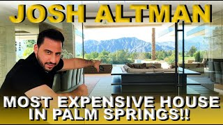 MOST EXPEN$IVE HOME | PALM SPRINGS | EPISODE #015