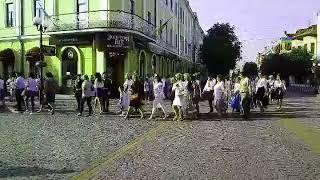 Парад вишиванок у Мукачеві