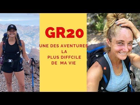 GR20 - Une expérience UNIQUE.