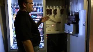 Торговый автомат по продаже кофе и снеков Avend-SK34 ( Twin )(, 2014-09-03T06:08:14.000Z)